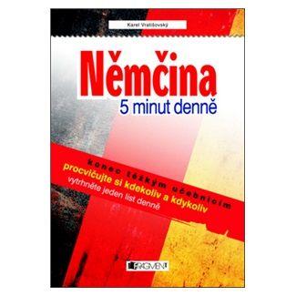 Karel Vratišovský: Němčina - 5 minut denně cena od 101 Kč