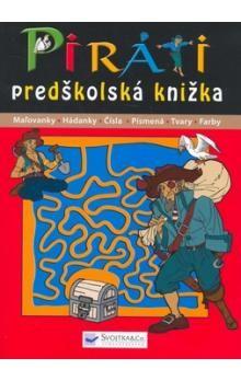 Piráti - predškolská knižka cena od 144 Kč