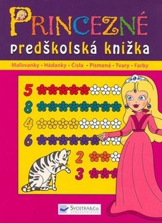 Princezné - predškolská knižka cena od 140 Kč