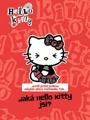 Hello Kitty Jaká Hello Kitty jsi? cena od 127 Kč