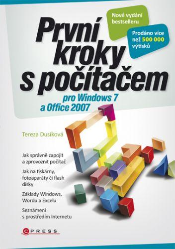 Tereza Dusíková: První kroky s počítačem cena od 101 Kč