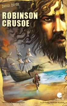 Daniel Defoe: Robinson Crusoe (komiks) cena od 127 Kč