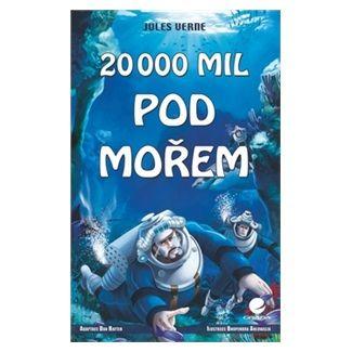 Jules Verne: 20 000 mil pod mořem (komiks) cena od 129 Kč
