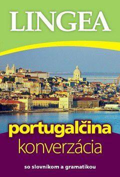 LINGEA Portugalčina - konverzácia so slovníkom a gramatikou cena od 152 Kč