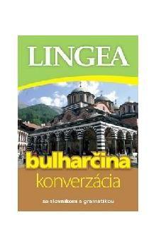 LINGEA Bulharčina - konverzácia so slovníkom a gramatikou cena od 141 Kč