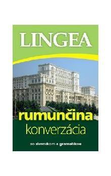 LINGEA Rumunčina - konverzácia so slovníkom a gramatikou cena od 151 Kč