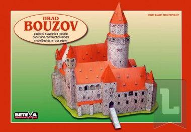 Hrad Bouzov cena od 100 Kč