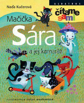 ALBATROS Mačička Sára a jej kamaráti cena od 135 Kč