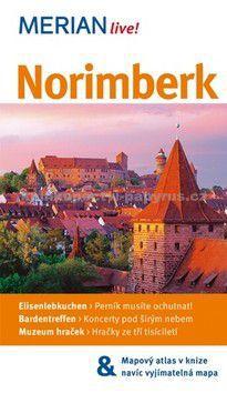 Ralf Nestmeyer: Merian 96 - Norimberk cena od 173 Kč