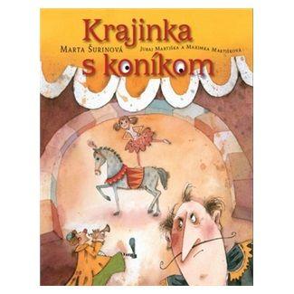 Marta Šurinová: Krajinka s koníkom cena od 125 Kč