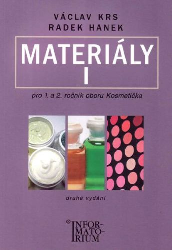 Václav Krs: Materiály I pro UO Kosmetička cena od 220 Kč