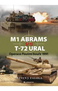 Steven J. Zaloga: M1 Abrams vs T-72 Ural cena od 125 Kč