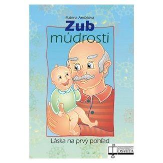 Ružena Anďalová, Ján Vrabec: Zub múdrosti cena od 119 Kč