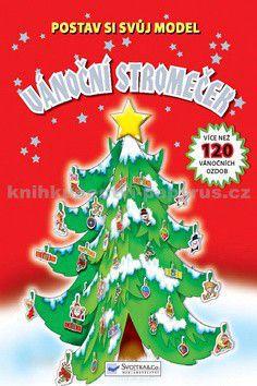 Vánoční stromeček - postav si svůj model cena od 0 Kč