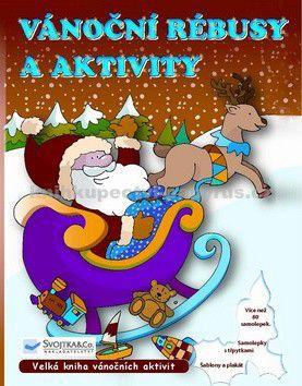 Vánoční rébusy a aktivity cena od 159 Kč