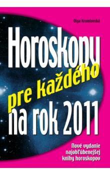 Ottovo nakladateľstvo Horoskopy pre každého na rok 2011 cena od 139 Kč