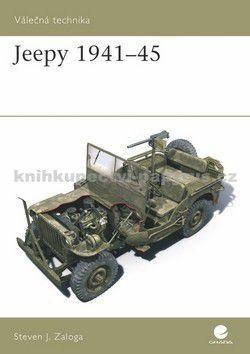 Steven J. Zaloga: Jeepy 1941-45 cena od 76 Kč