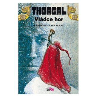 Jean van Hamme, Grzegorz Rosinski: Thorgal - Vládce hor cena od 59 Kč