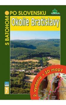 Daniel Kollár: Okolie Bratislavy cena od 128 Kč
