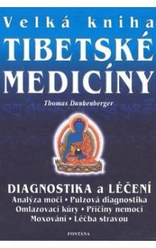 Fontána Velká kniha tibetské medicíny cena od 126 Kč