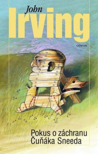 John Irving: Pokus o záchranu Čuňáka Sneeda cena od 167 Kč