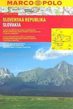 Slovenská republika 1:240T cena od 177 Kč