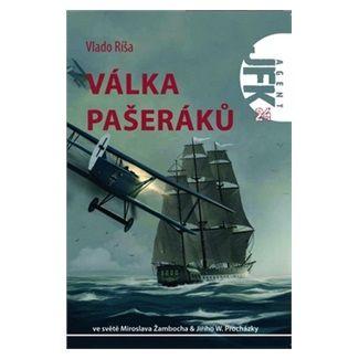Vlado Ríša: Válka pašeráků cena od 84 Kč