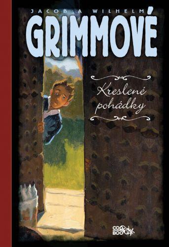 Wilhelm Grimm, Jacob Grimm: Kreslené pohádky bratří Grimmů cena od 54 Kč