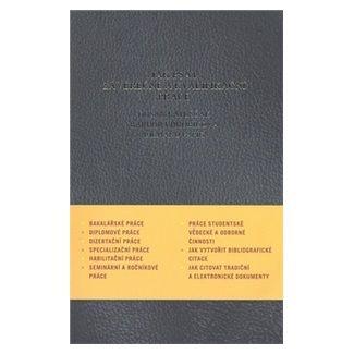 Dušan Katuščák: Jak psát závěrečné a kvalifikační práce cena od 129 Kč