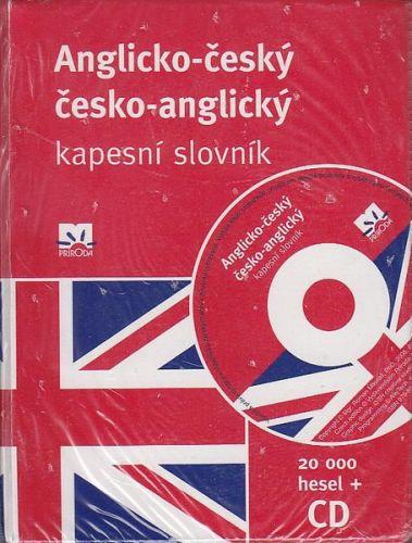 Roman Mikuláš: Anglicko-český,česko-anglický kapesní slovník + CD cena od 132 Kč