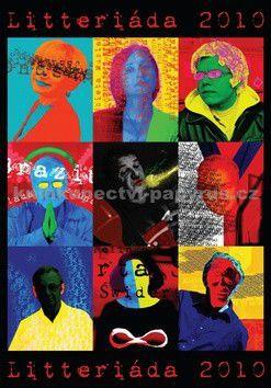Litteriáda 2010 - Kolektív autorov cena od 92 Kč