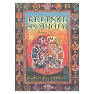 Sabine Heinz: Keltské symboly cena od 130 Kč