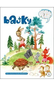 Jarmila Marešová: Bajky - malované pohádky cena od 127 Kč
