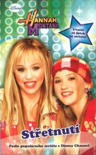 EGMONT Hannah Montana Střetnutí cena od 99 Kč