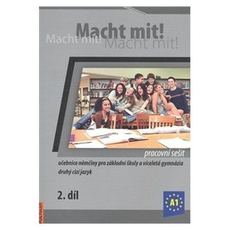 Macht Mit 2 - Pracovní sešit cena od 112 Kč