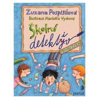 Zuzana Pospíšilová, Markéta Vydrová: Školní detektiv cena od 153 Kč
