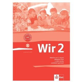 Giorgio Motta: Wir 2 - Pracovní sešit cena od 104 Kč
