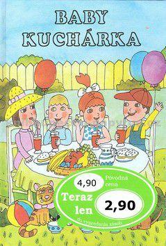 BLOK Baby kuchárka cena od 113 Kč