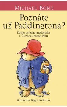 Michael Bond: Poznáte už Paddingtona? cena od 219 Kč