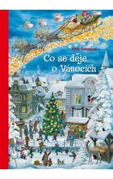 Anne Suess: Co se děje o Vánocích cena od 127 Kč