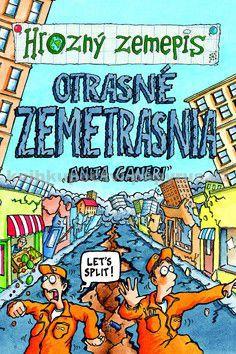 Anita Ganeri: Otrasné zemetrasenia - Hrozný zemepis cena od 139 Kč