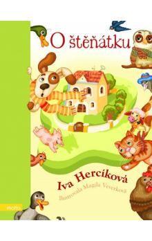 Iva Hercíková: O štěňátku cena od 163 Kč