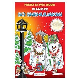 Svojtka Vianoce so snehuliakmi cena od 86 Kč
