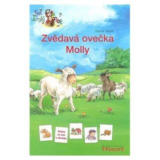 Werner Färber: Zvědavá ovečka Molly cena od 116 Kč