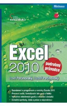 Josef Pecinovský, Rudolf Pecinovský: Excel 2010 cena od 212 Kč