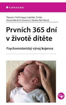 GRADA Prvních 365 dní v životě dítěte cena od 89 Kč