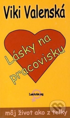 Viki Valenská: Lásky na pracovisku cena od 115 Kč