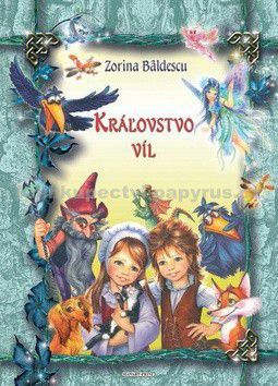 Zorina Baldescu: Kráľovstvo víl cena od 145 Kč