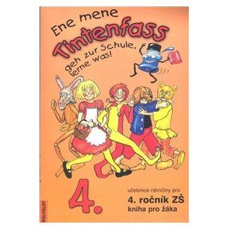 Polyglot Tintenfass 4. ZŠ Kniha pro žáka cena od 172 Kč