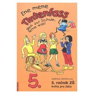 Polyglot Tintenfass 5. ZŠ Kniha pro žáka cena od 121 Kč